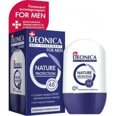 DEONICA Антиперспирант-ролик FOR MEN 45 мл.