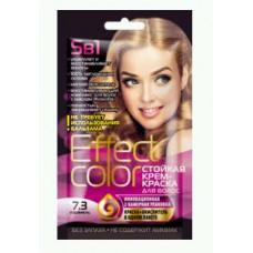 Effect Color Стойкая крем- краска для волос (цвет карамель)