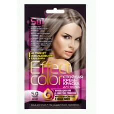 Effect Color Стойкая крем- краска для волос (цвет темно-русый)
