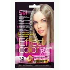 Effect Color Стойкая крем- краска для волос (цвет светло-русый)