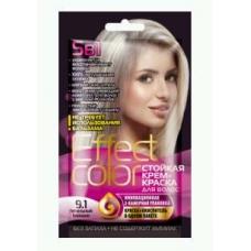 Effect Color Стойкая крем- краска для волос (цвет пепельный блондин)