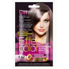 Effect Color Стойкая крем- краска для волос (цвет спелая вишня)