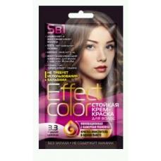 Effect Color Стойкая крем- краска для волос (цвет горький шоколад)