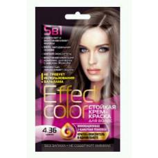 Effect Color Стойкая крем- краска для волос (цвет мокко)