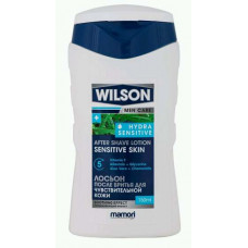 Wilson Men Care Лосьон после бритья Sensitive Skin 150 мл.