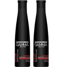 Gamma Perfect Hair Бальзам Защита цвета и блеск 335 г.