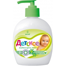 Крем-мыло «Детское» Череда 280мл.