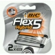 Bic Кассета Flex 5 Hybrid 2 шт .