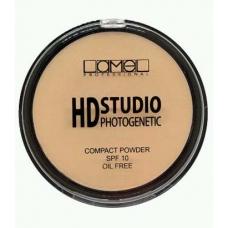 Lamel Professional Пудра компактная для лица HD Powder 301 светло-бежевый