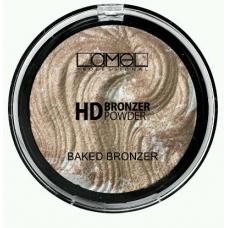 Lamel HD Powder Bronzer Бронзер пудра солнечный свет