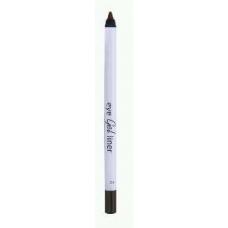 Lamel Professional Стойкий гелевый карандаш для глаз EYE GEL LINER 101 черный