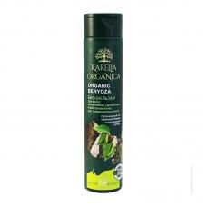 Karelia Organica Био-бальзам для волос «Organic Beryoza» интенсивное укрепление и восстановление 310 мл.