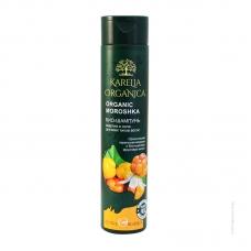 Karelia Organica Био-шампунь «Organic Moroshka» энергия и сила для всех типов волос 310 мл.