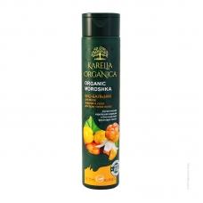 Karelia Organica Био-бальзам для волос «Organic Moroshka» энергия и сила 310 мл.