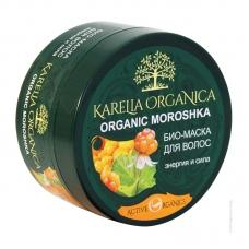 Karelia Organica Био-маска для волос «Organic Moroshka» энергия и сила 220 мл.