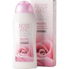 VIPS PRESTIGE ROSE&PEARL Очищающее молочко 200 мл.