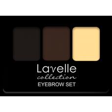 Lavelle Набор для бровей 01