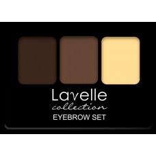 Lavelle Набор для бровей 02