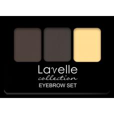 Lavelle Набор для бровей 03