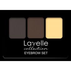 Lavelle Набор для бровей 04