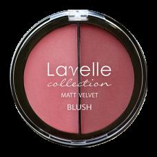 Lavelle Румяна компактные 2-цветные 01 Розовый