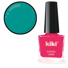 KIKI TRENDY NAILS Лак для ногтей MINI 100