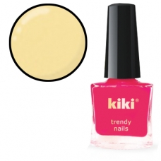 KIKI TRENDY NAILS Лак для ногтей MINI 104