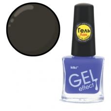 KIKI Лак для ногтей Gel Effect 01