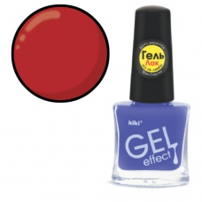 KIKI Лак для ногтей Gel Effect 10