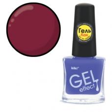 KIKI Лак для ногтей Gel Effect 12