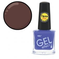 KIKI Лак для ногтей Gel Effect 17