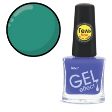 KIKI Лак для ногтей Gel Effect 18