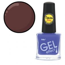 KIKI Лак для ногтей Gel Effect 22