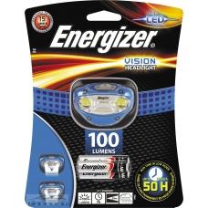Налобный светодиодный фонарь для активного отдыха Energizer® Vision headlight