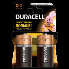 DURACELL Батарейка Basic D 1500 LR20 2 шт.
