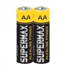 SUPERMAX Батарейка солевая R6 2 шт.