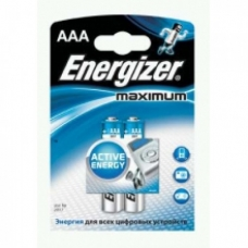 Батарейки Energizer MAXimum LR6/E91 АAA 2 шт.