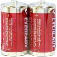 Батарейки EVEREADY HD/R14 2 шт.