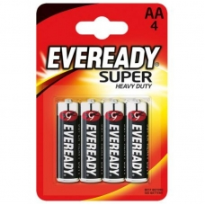 Батарейки EVEREADY SHD R6/AA 4 шт.