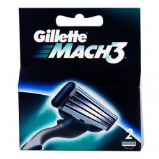 Сменные кассеты для бритья Gillette Mach 3, 2 шт.