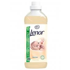 Кондиционер для белья Lenor для чувствительной и детской кожи Миндальное Масло 1 л.