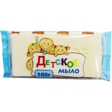 Туалетное мыло Детское резанное 100 г.