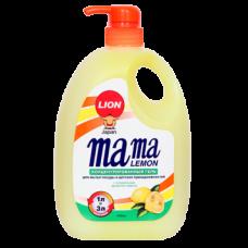 МАМА ЛИМОН Моющее средство концентрированное Лимон 1л.
