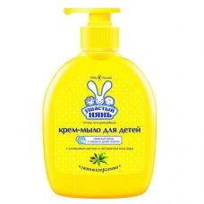 Крем-мыло жидкое «Ушастый нянь» Алоэ 300мл.