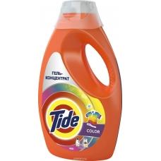 Жидкий стиральный порошок Tide Color автомат 1,235 л.