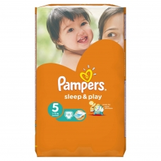 Подгузники Pampers Sleep & Play (11-18 кг.) 11шт.