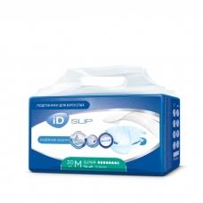 Подгузники для взрослых iD SLIP размер М 30 шт.