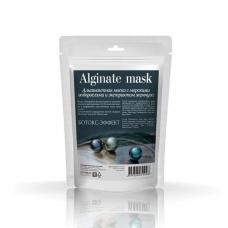 Альгинатная маска с морскими водорослями и экстрактом жемчуга