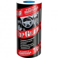Top Gear Сухие автомобильные полотенца 35 шт.