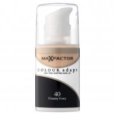 MAX FACTOR Тональный крем Colour Adapt №40